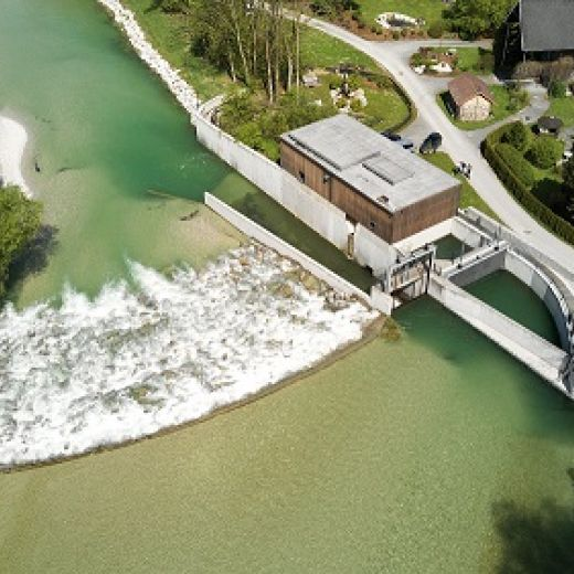The WWS wasserkraft GmbH  is  company with longstanding experience in the construction of water power plants.